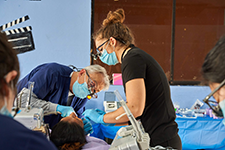 NYU Dentistry Marks Decade of Serving Underserved Communities Around the World