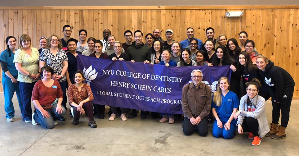 Nyu Dentistry Marks Decade Of Serving Underserved Communities