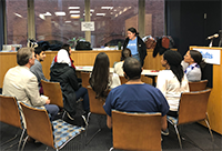 TUSDM Hosts Poverty Simulation for Students