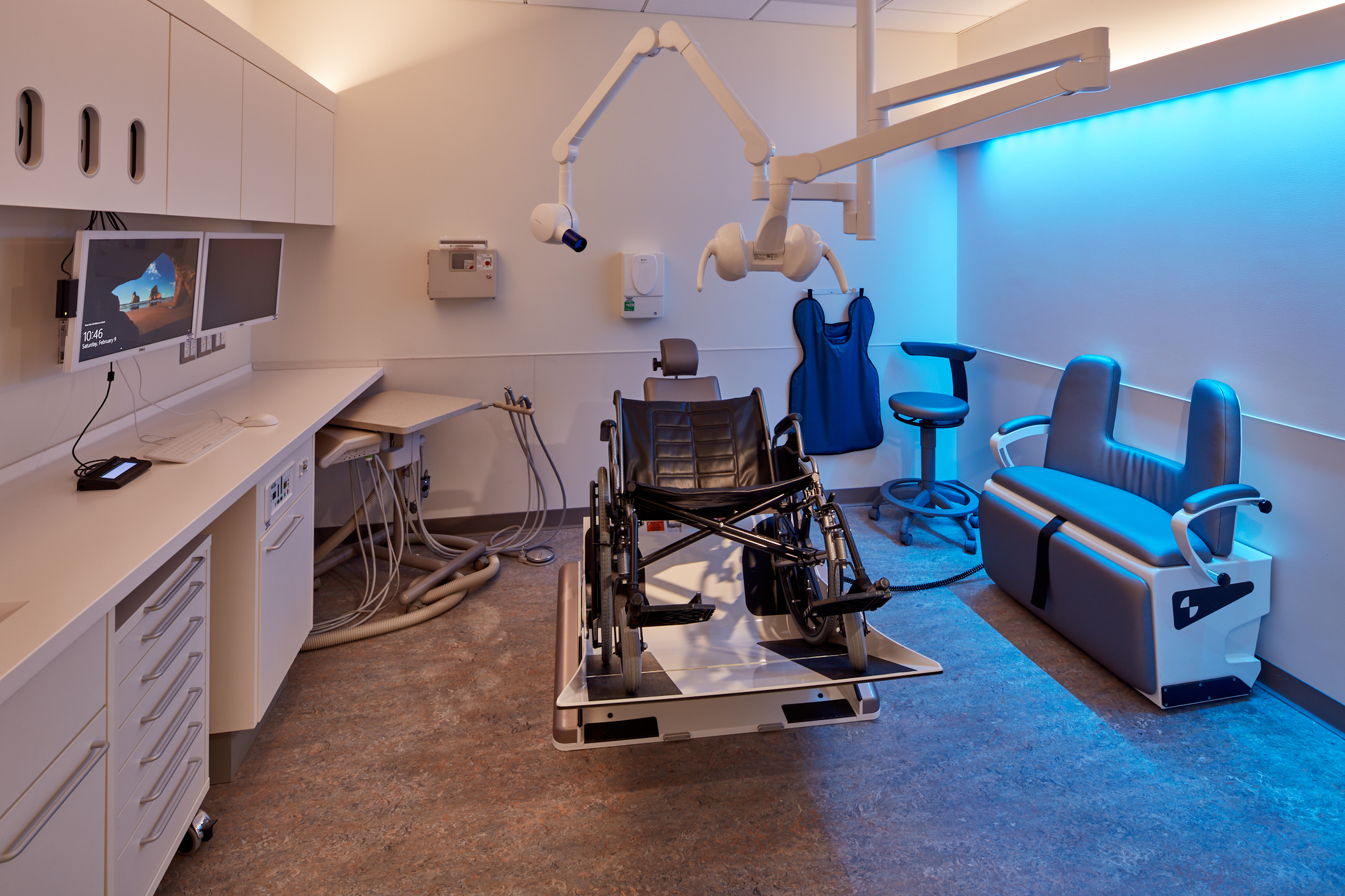 NYU Dentistry Opens Oral Health Center for People With