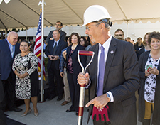 Texas A&M University College of Dentistry Dedicates Building Site