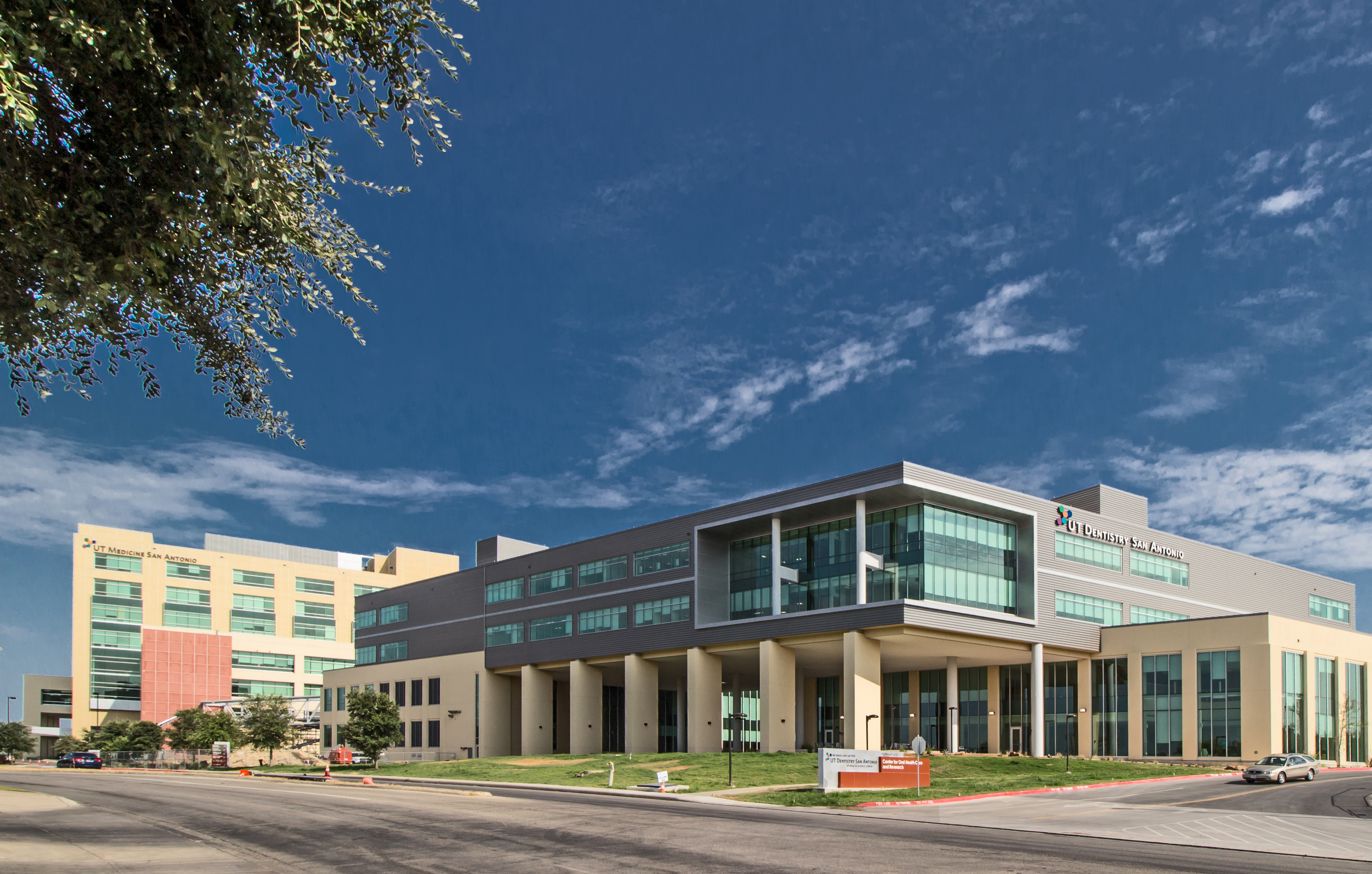 New Center for Oral Health Care and Research Opens at the