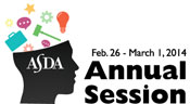 Registration Opens in November for ASDA Annual Session 2014