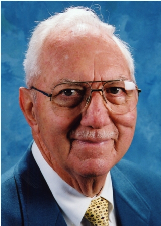 Indiana University School of Dentistry Dean Emeritus Ralph E. McDonald