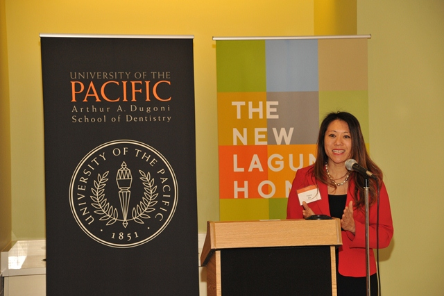 Fiona Ma, California State Assemblywoman; photo courtesy University of Pacific Arthur A. Dugoni School of Dentistry
