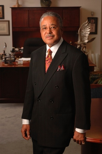 Dean William B. Butler; photo provided by Meharry Medical College School of Dentistry