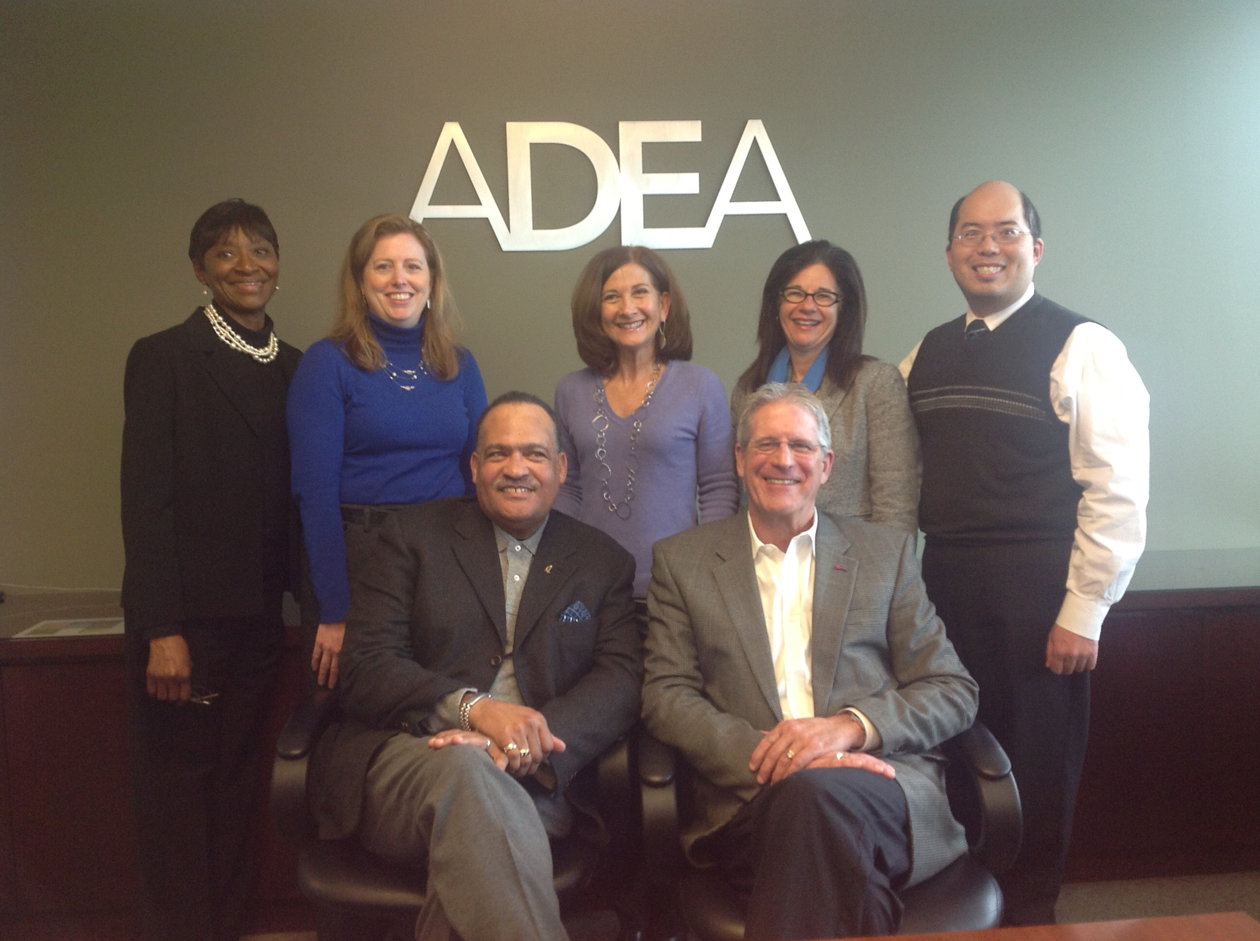 ADEA Holistic Review Workshops May–July 2014
