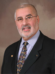 Dr. Frank A. Maggio (Photo courtesy University of Illinois at Chicago)