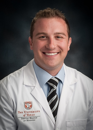 Mr. Adam Shisler; courtesy University of Texas Dental Branch at Houston