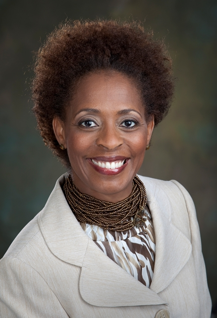 Janet H. Southerland, D.D.S., M.P.H., Ph.D., Dean of Meharry Medical College School of Dentistry