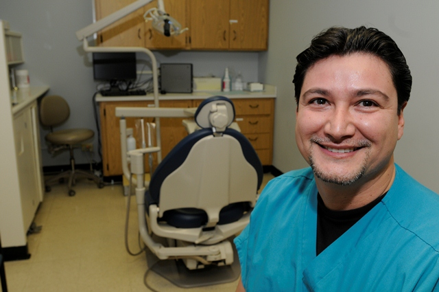 UIC's Candido Rivera in facilities where hospital dentistry is performed.