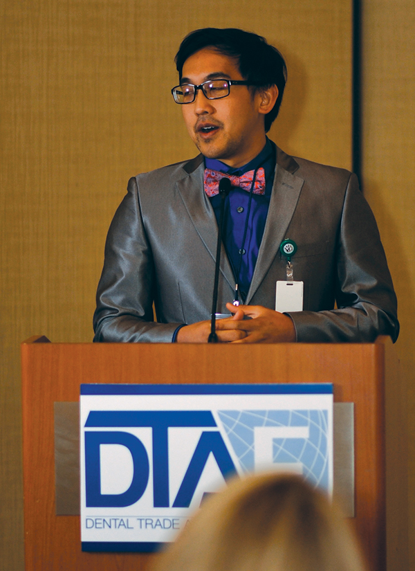 Dr. Chen Awarded Dental Trade Alliance Foundation Scholarship