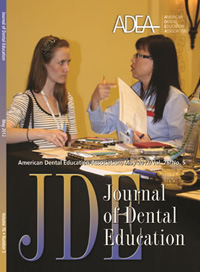 JDE May 2012 Cover