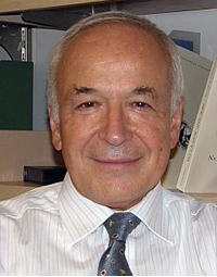 Henry M. Goldman Distinguished Scientist Dr. Frank Oppenheim (Photo courtesy Boston University)