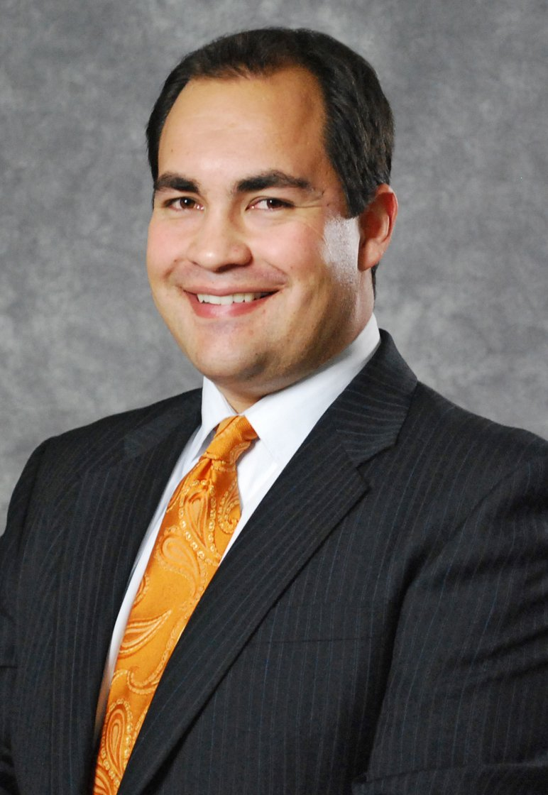 Dr. Tobias E. Rodriguez, Vice President for Education of the Academy of Academic Leadership