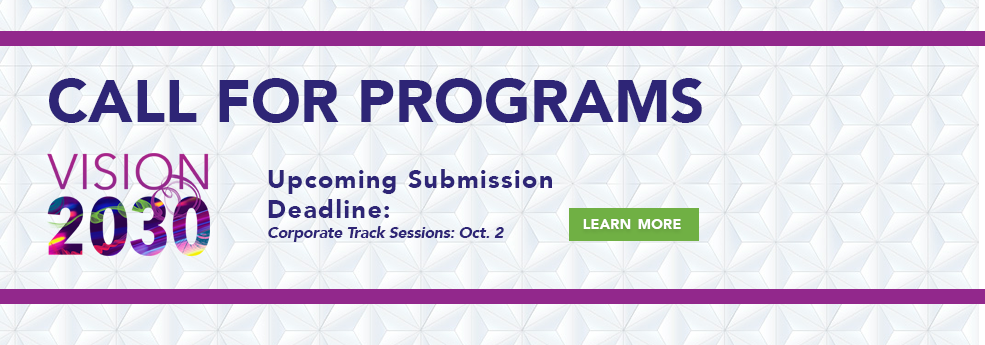 2018 ADEA Annual Session - Call for Programs