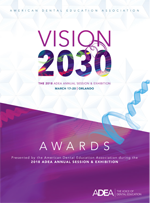 2018 ADEA Awards Program