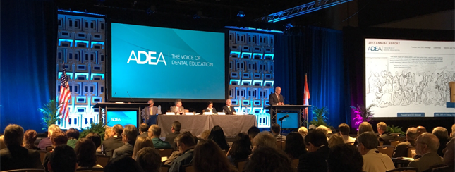 Dr. Valachovic's Speech at the Opening of the 2018 ADEA House of Delegates