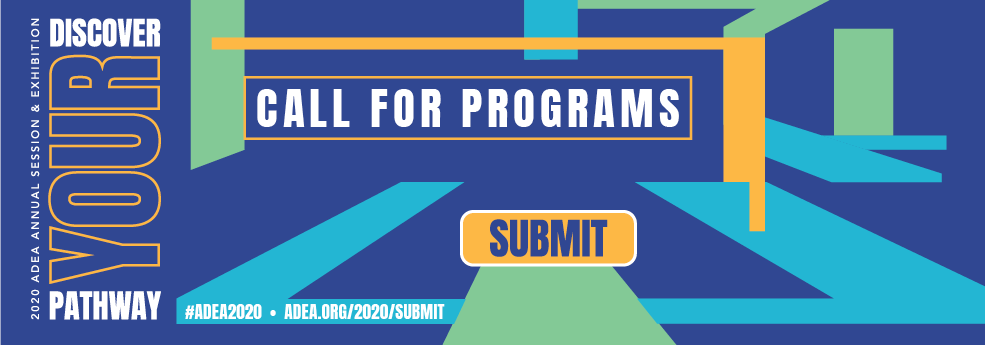 Call for Programs, Posters & TechExpos