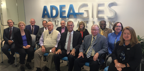 2016 ADEAGies Foundation Trustees