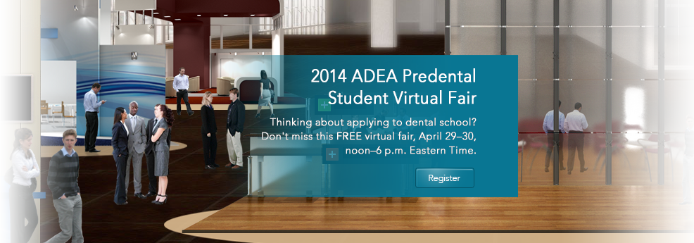 ADEA Predental Student Virtual Fair