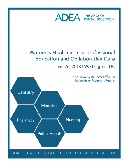 Womens Health in IPE and Collaborative Care Meeting - Final Report