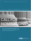 2016 Call for Nominations - cover
