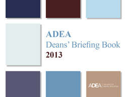 Deans' Briefing Book
