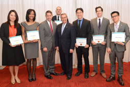 2014 Preventative Dentistry Awardees