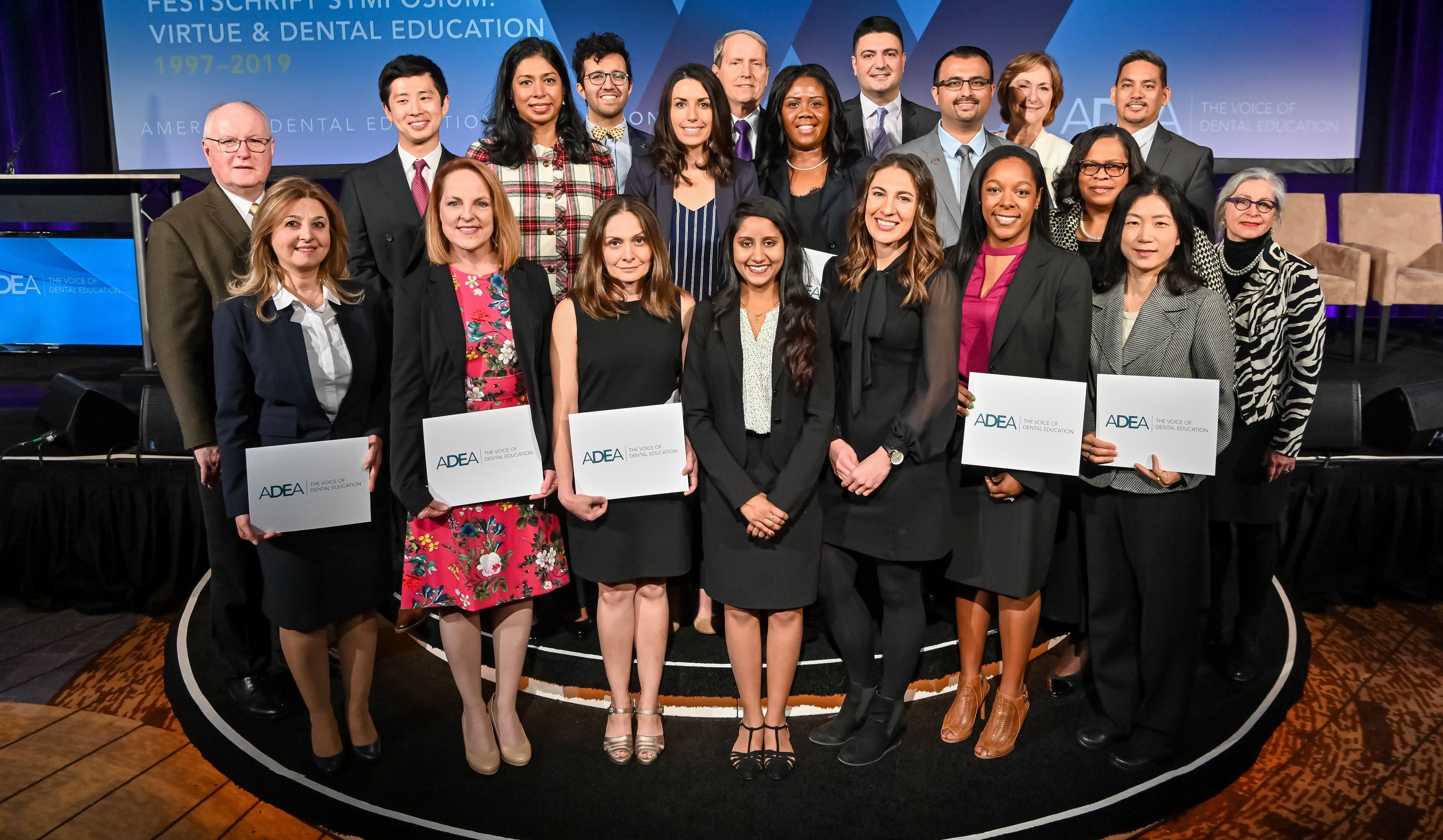 ADEA Scholarships, Awards and Fellowships