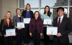 2015 Preventative Dentistry Awardees