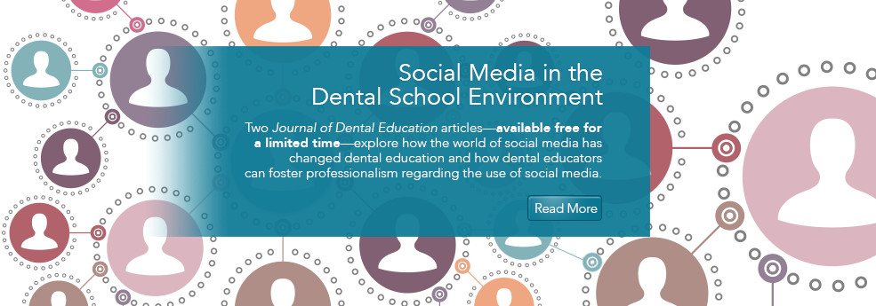 Social Media in the Dental School Environment