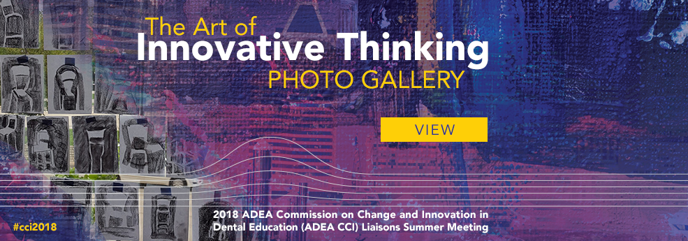 2018 ADEA CCI Liaisons Summer Meeting Gallery