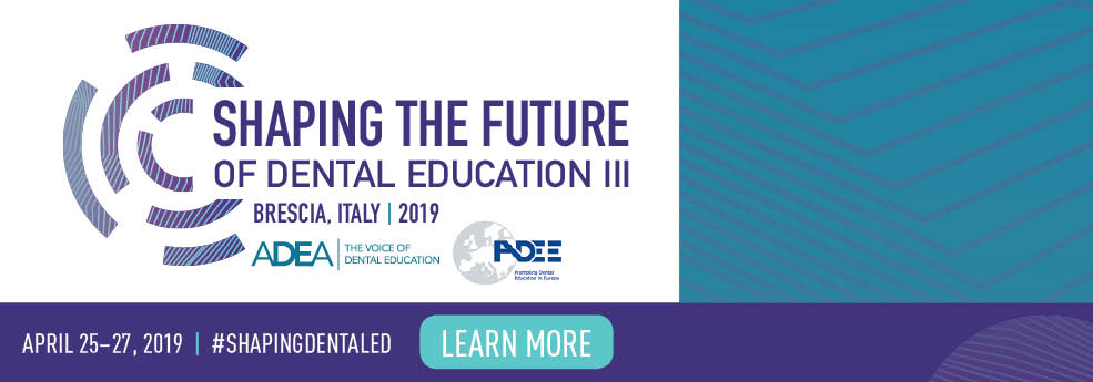 Shaping the Future of Dental Education III